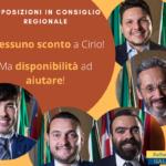 CIRIO CHIEDA IL NOSTRO AIUTO!
