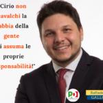 CIRIO ASSUMITI LE TUE RESPONSABILITA'