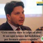 LA STERILE POLEMICA DI CIRIO