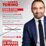 Primarie del centrosinistra Con Stefano Lo Russo